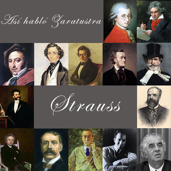 música clásica strauss Zaratustra