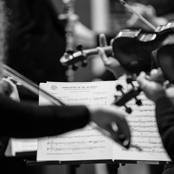 sinfonia Canon in D Major
