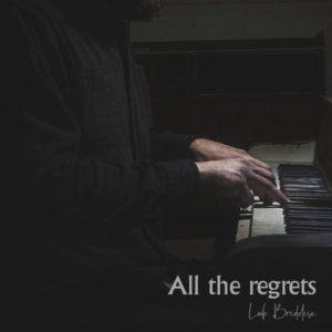musica all the regrets ilustración