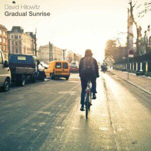 musica gradual sunrise ilustración