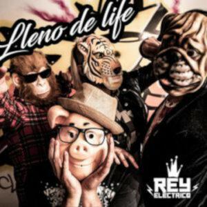musica lleno de life ilustración