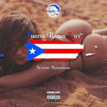 musica puerto rican luv ilustración