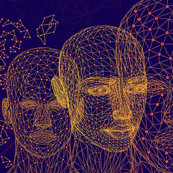 Musica Broken Reality Ilustracion