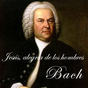 musica Jesús, alegría de los hombres ilustración