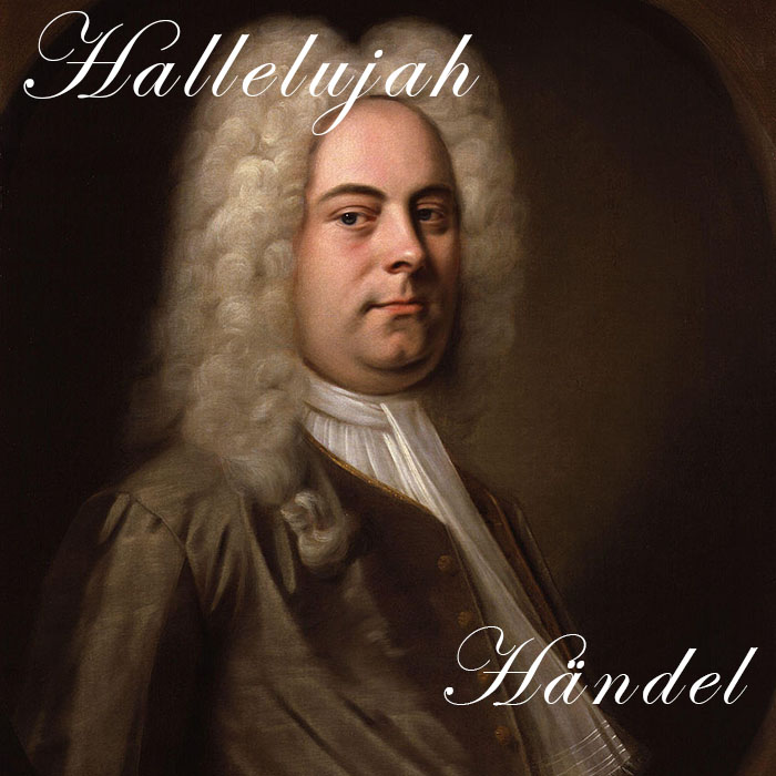 musica Hallelujah - El Mesías (Coro y Orquesta) ilustración