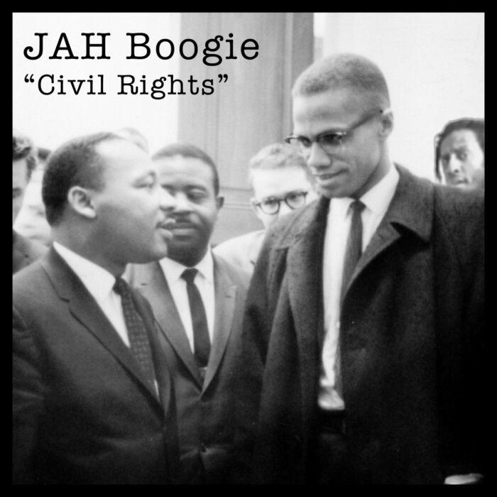 musica Civil Rights MLK Tribute ilustración