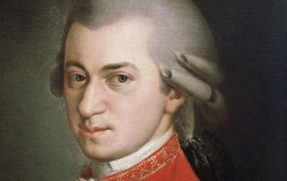 Escuchar y descargar musica de Mozart